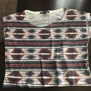 Forever 21 native shirt